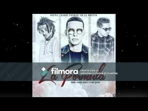 La Formula - Ozuna Ft. Daddy Yankee Ft. De La Ghetto(Audio Oficial) 2017 PREVIEW