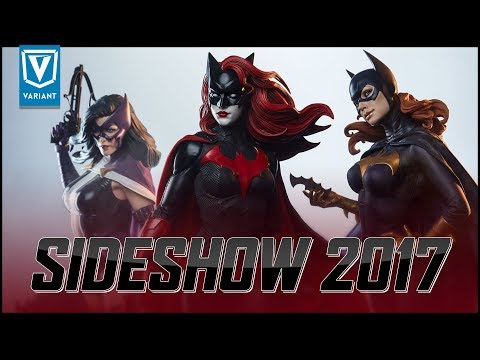 Sideshow Collectibles NYCC 2017!