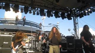 Obituary - Live - 2014 - Song 4 - 70,000 Tons Of Metal
