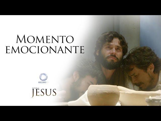 Trecho emocionante da Novela Jesus... Prepare o len├зo!