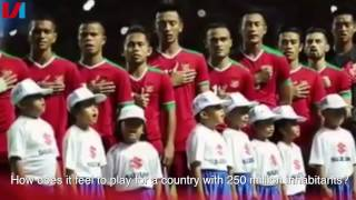 VI Report: Football in Indonesia with Lilipaly