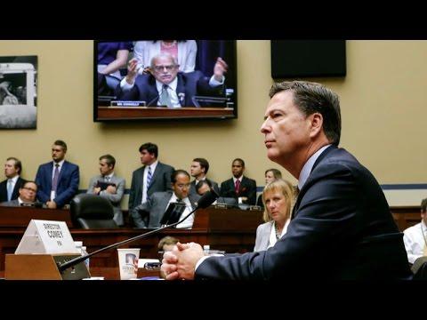 Senators want details about Comey's conversations with the president