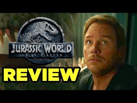 Jurassic World Fallen Kingdom REVIEW & Analysis! (NO SPOILERS)