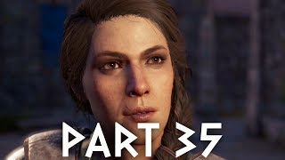 Assassin's Creed Odyssey Gameplay Walkthrough Part 35 - THE CULTIST KING