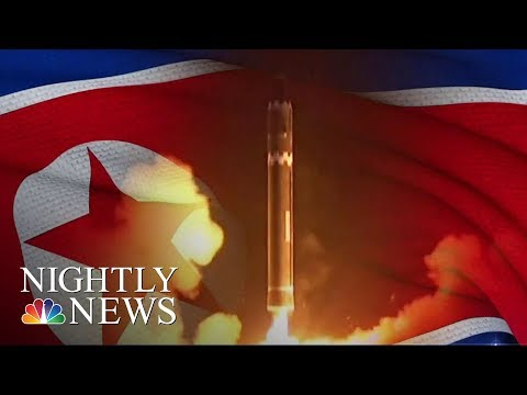 U.S. Successfully Tests Weapons That Can Stop Missiles | NBC Nightly News