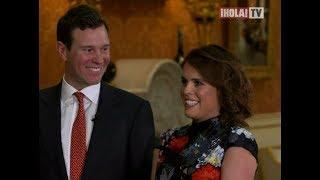 La dama de honor y el padrino de bodas de Eugenia de York y Jack Brooksbank | ¡HOLA! TV