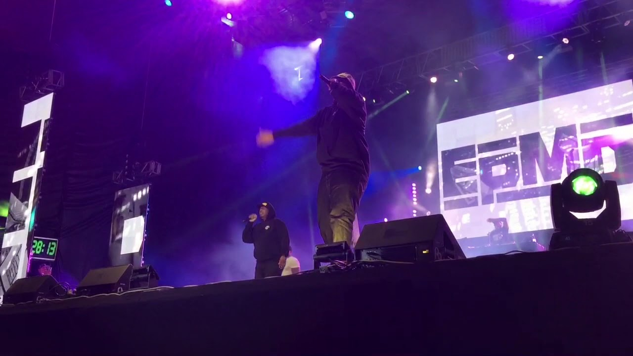 Epmd   Dj Diamond (X Ecutioners) Hip Hop al Parque 2017 Bogota Colombia 707a259ae58