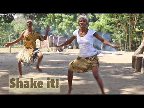 Tanzania Traditional African Best Village Dance Style - Makumbusho Village Museum HARMONIZE