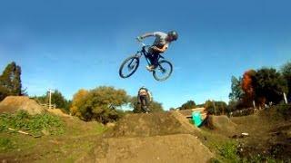 GoPro HD Hero Camera: Bike Jump Sessions