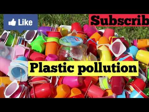Plastic pollution, plastic pollution speech, plastic pollution, paragraph writing,plastic awareness, - 동영상