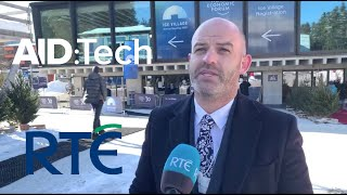 AID:Tech CEO Joseph Thompson Interview with RTÉ at World Economic Forum Davos 2020