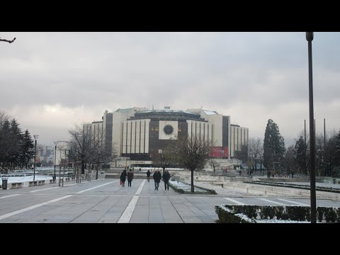 Sofia, Bulgaria. TRAVEL VIDEO