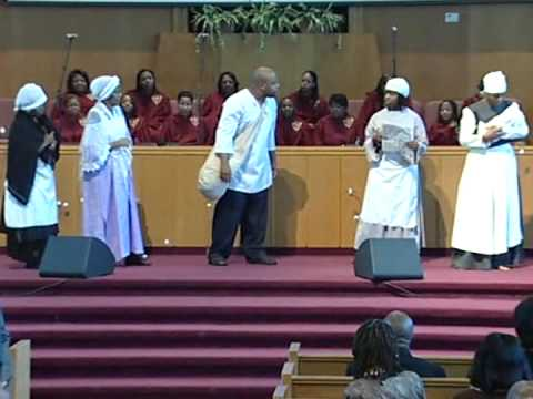 """I'm Free!"" Word Of Faith Love Center Drama Ministry."