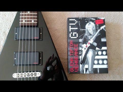 $59. Guitar Center Guitar Gets an upgrade! EMG GTV Glenn Tipton Pickups Full Install and Unboxing