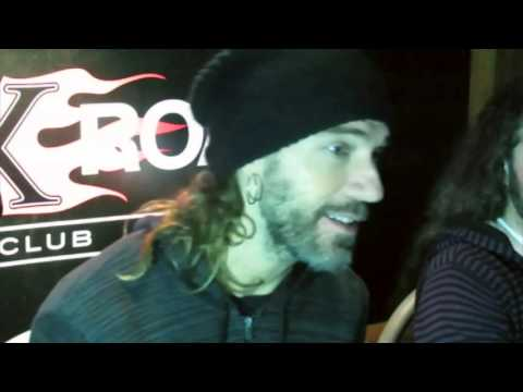 Interview with Pain of Salvation @Crossroads