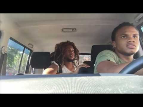 Prince Marni (Suzan) - these uber drivers don't wanna stop when suzan stay stop