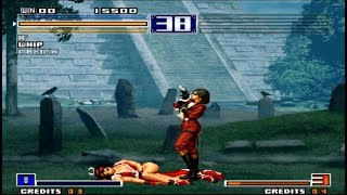 [TAS] The King Of Fighters 2003 - K' Team