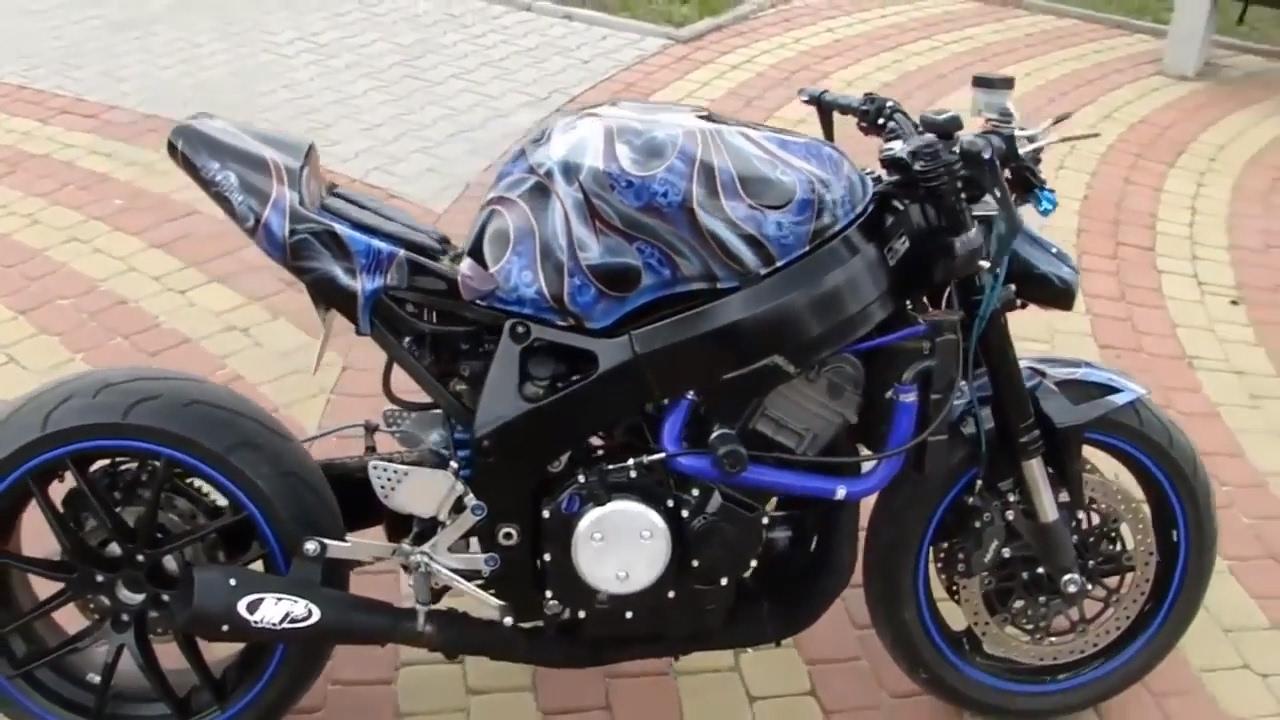 Suzuki Hayabusa Custom Streetfighter Bike Price In India
