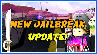 🔴ROBLOX Jailbreak | NEW UPDATE IS OUT! | ROBLOX Jailbreak LIVE