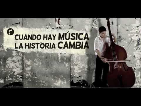 Cuando hay música, la historia cambia - Contrabajo