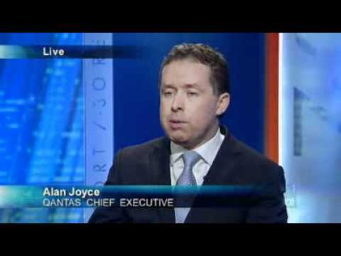 Joyce discusses A380 engine failure