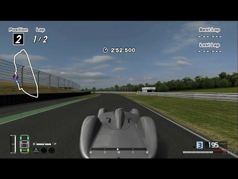 Gran Turismo 4 - Audi Auto Union V16 Type C Streamline