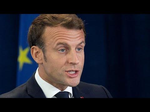 ماكرون يدعو ممثلي المسلمين بفرنسا إلى تعزيز -محاربة- الأسلمة والطائفية…