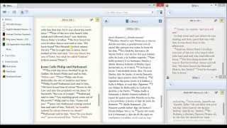 Parallel Bibles in The Bible Study App