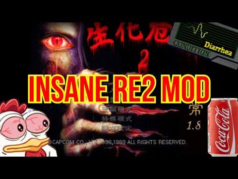 Hardest RE2 Mod Yet - Aliens, Pyramid Head, Merchants & More - Irregular RE2 ~ Part 2