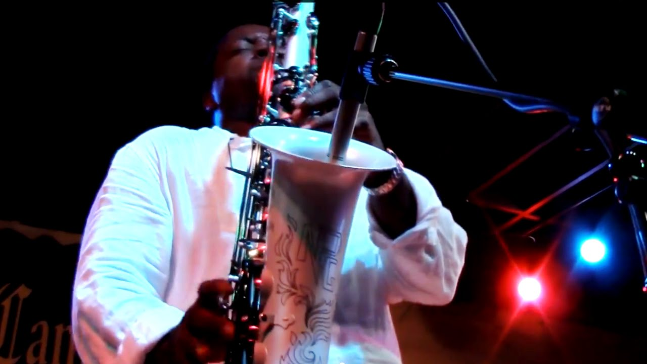 Keith Anderson (saxophonist) Outkast The Cannonball Band feat Keith Anderson YouTube