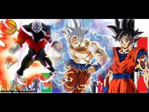TODOS Los Niveles De Poder Del Torneo Universal - Versión Manga | ULTRA INSTINTO DOMINADO  |