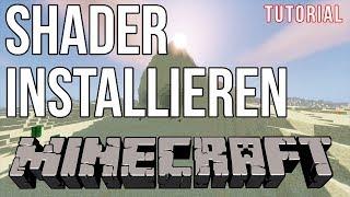 Shader in Minecraft installieren [TUTORIAL] | MinerHD Benny