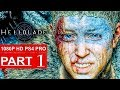 HELLBLADE SENUA 39 S SACRIFICE Gameplay Walkthrough Part 1 1080p HD PS4 PRO No Commentary mp3