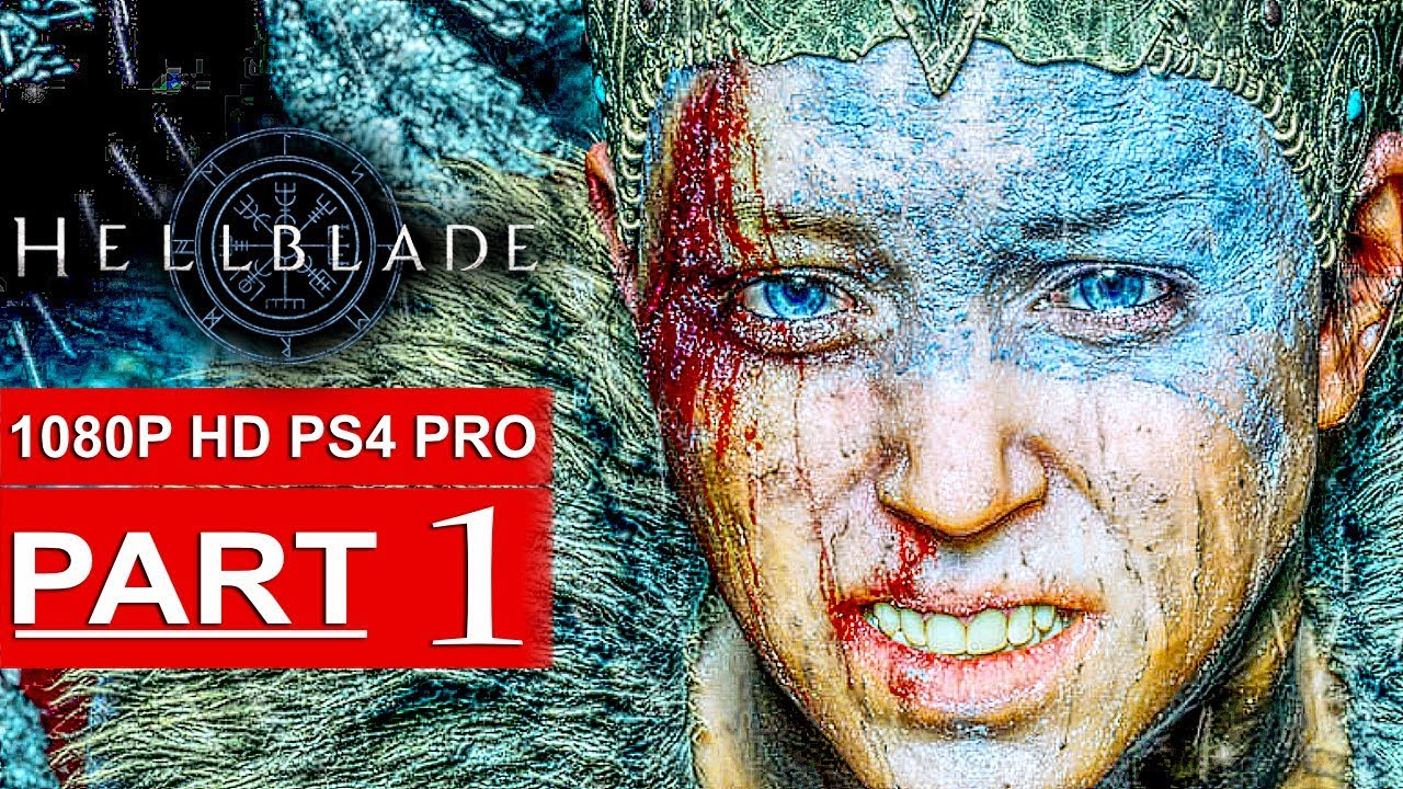 Download HELLBLADE SENUA'S SACRIFICE Gameplay Walkthrough Part 1 [1080p HD PS4 PRO] - No Commentary