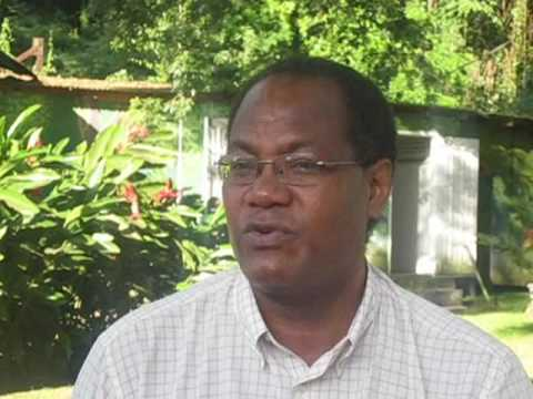 DOMINICA SOURCE COM VIDEO LINK -with Raymond Lawrence Chief Cultural Officer