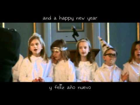 NAVHY'S XMAS: The Fray - Happy Xmas (War Is Over) (subtitulado español - inglés)