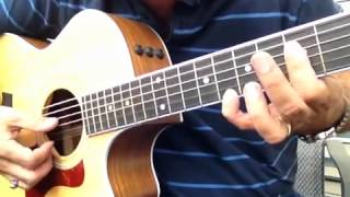 How to play Baby I Love Your Way by Peter Frampton