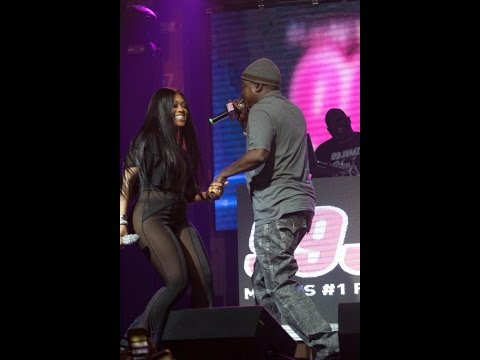 "Watch Trina & Trick Daddy Perform ""I Don't Need You"" At UNCENSORED"