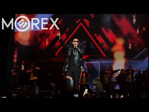 Daddy Yankee - Gasolina / Rompe / Lo Que Paso, Paso (Latino Mix Live! at American Airlines 2017)