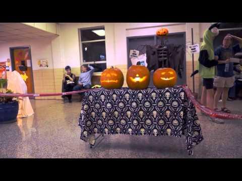 Pumpkins Come Alive! @Kittredge Magnet School