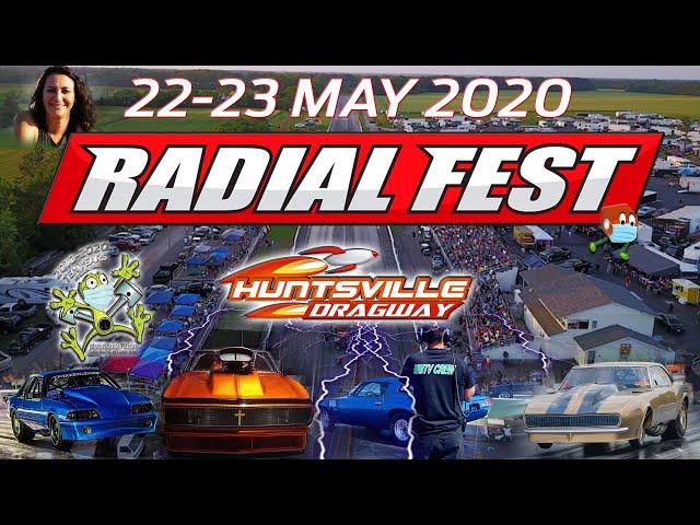 Radial Fest 2020, Spring Edition - Saturday