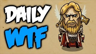 Dota 2 Daily WTF - Hello and Good bye