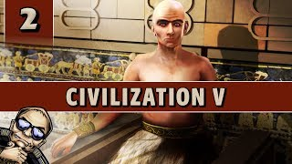 Civilization 5 VP - Let's Play Sumer [Modded] - Part 2