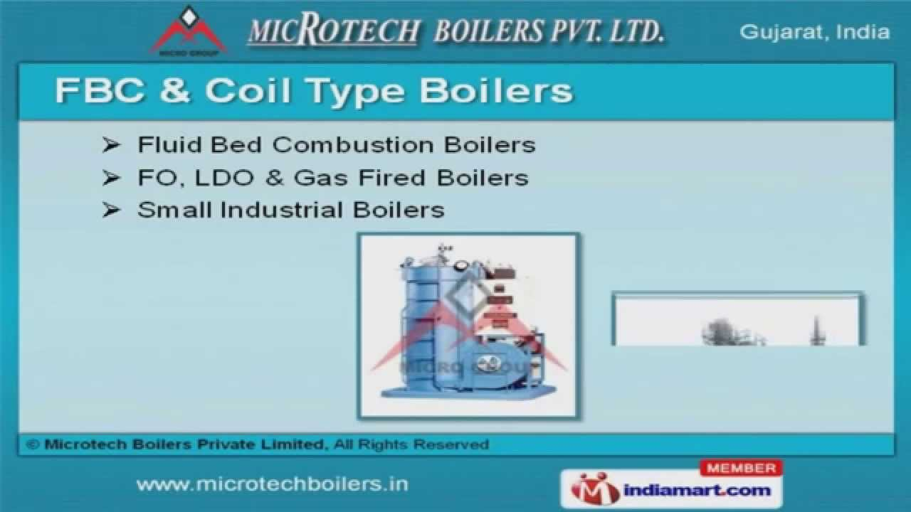 Industrial Boilers & Heaters by Microtech Boilers Private Limited ...