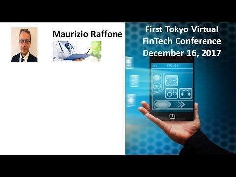 First Virtual Tokyo FinTech Conference - Session #4 - Maurizio Raffone, Smart Health Insurance