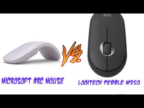 Microsoft Arc Vs Logitech Pebble - Which Is The Better Portable Mouse?