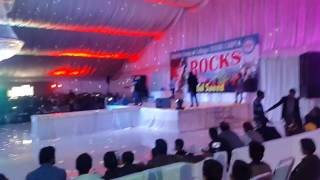 vuclip Bilal saed concert video in Superior college vehari