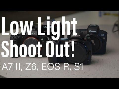Low Light Shoot