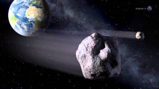 ScienceCast: Record-Setting Asteroid Flyby