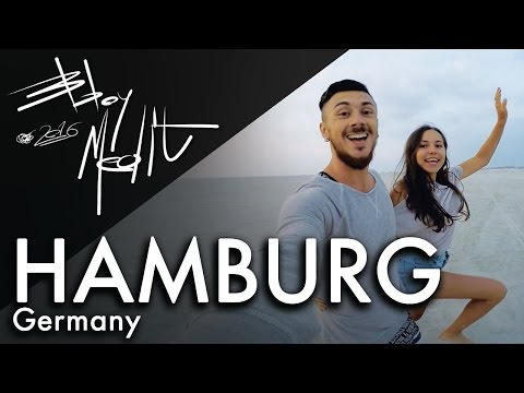 • Bboy Medit in Hamburg, Germany • City Tour Vlog Euro Travel Trip Vacation Visit •